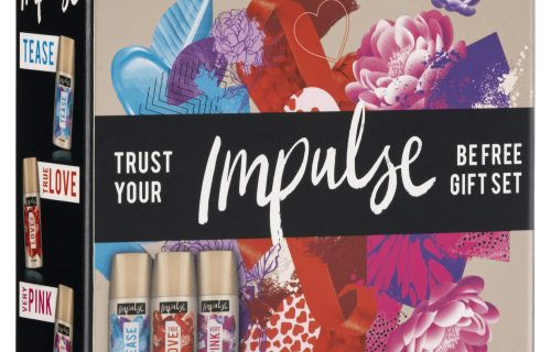 Impulse Be Free Mini Trio Gift Set