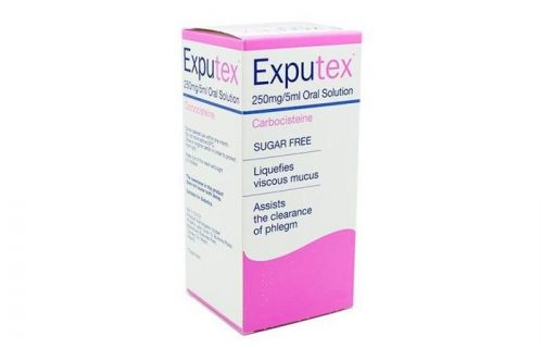 Exputex Oral Solution 200ml