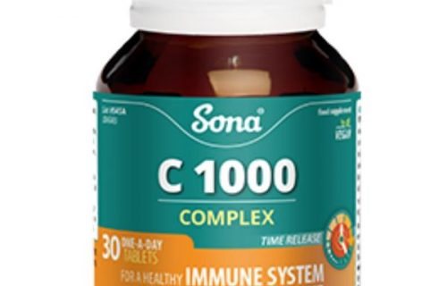 SONA C1000 COMPLEX 30 TABLETS